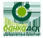 Банка ДСК доверието е взаимно лого
