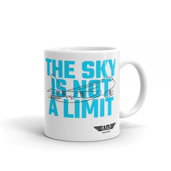 Чаша Captain's mug бяла
