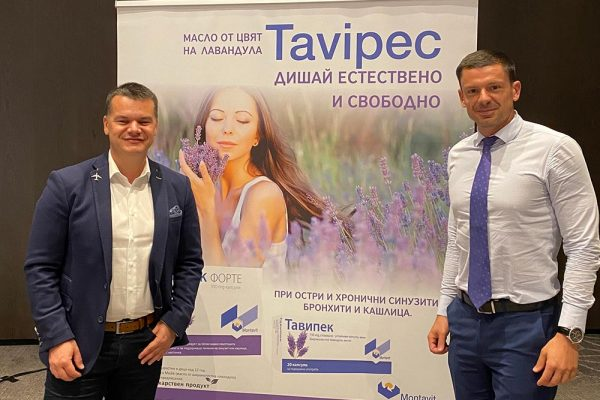 препоръка за Марио Бакалов от Марио Илиев, Country Manager Montavit Bulgaria